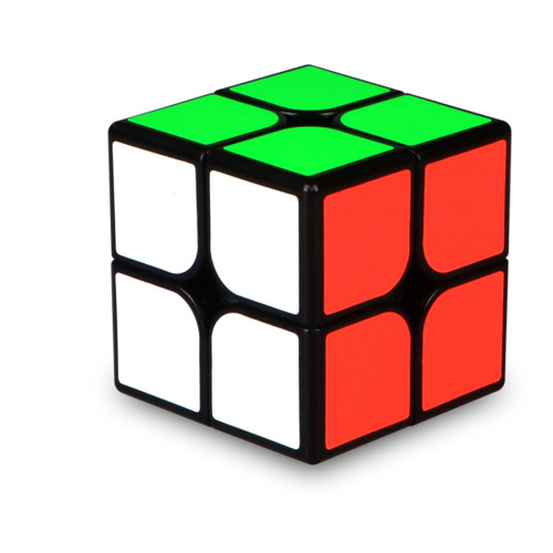 QiYi Wuxia 2 x 2 Magic Cube - Black