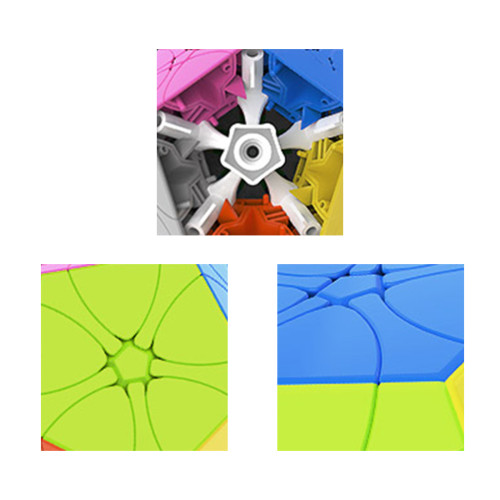 MoYu Meilong Megaminxcube - Stickerless
