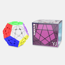 YJ Yuhu Magnetic Megaminxcube - Stickerless