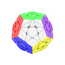 YJ Yuhu Magnetic Megaminxcube - Stickerless