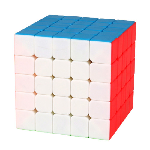 Upgrade MFJS Meilong 5x5 Magic Cube - Stickerless