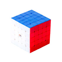 Honor-M Mofangge Wushuang 5x5 Magetice Magic Cube - Stickerless