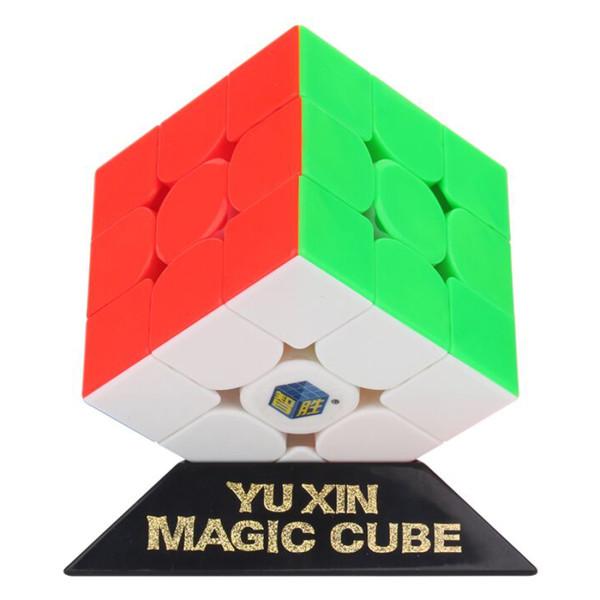 YuXin Huanglong 3x3 Magnetic Magic Cube