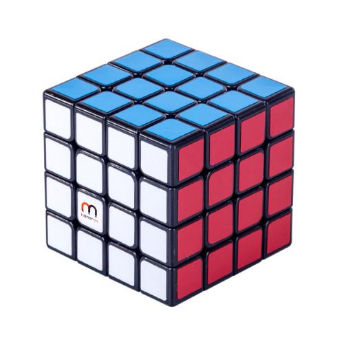 Honor-M YiQi Mofangge Thunder 4x4 Magetic Magic Cube - Black