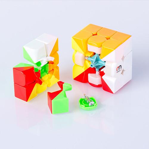 Honor-M MoYu Meilong 3x3 M Magic Cube - Stickerless