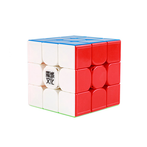 Upgrade MoYu Weilong GTS LM 3x3 Magic Cube - Stickerless