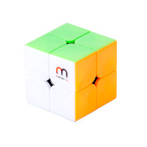 Honor-M MFJS Meilong 2x2 Magnetic Magic Cube