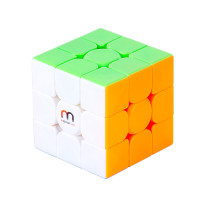 Honor-M MoYu Meilong 3x3 M Magic Cube - Stickerless