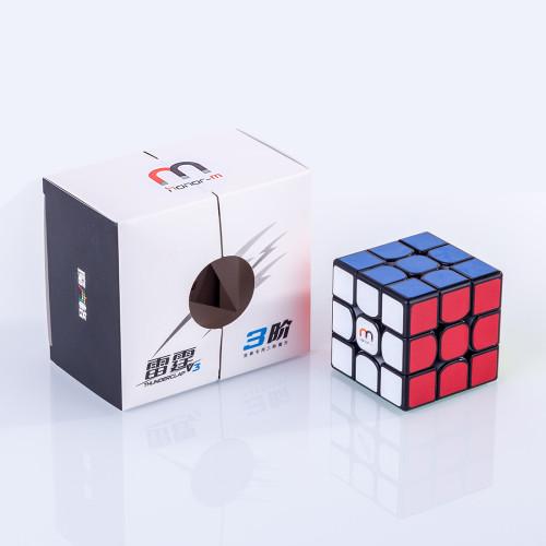 Honor-M QiYi Thunder V3 3x3 Magnetic Magic Cube