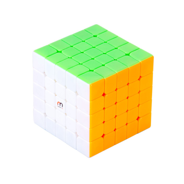 Honor-M Meilong 5x5 Magetic Magic Cube - Stickerless/Black