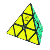 YuXin Huanglong Magnetic Pyramid Shape Magic Cube Puzzle Toy for Brain Training