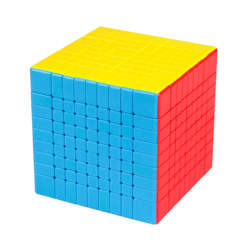 Upgrade+ Premium Lubricants MFJS MF9 9x9 Magnets Magic Cube