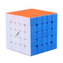 Upgrade+Premium Lubricants QiYi Valk 5 M Magic Cube - Stickerless