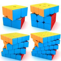MoYu MFJS Meilong Carbon Fiber/Standard Cube Set
