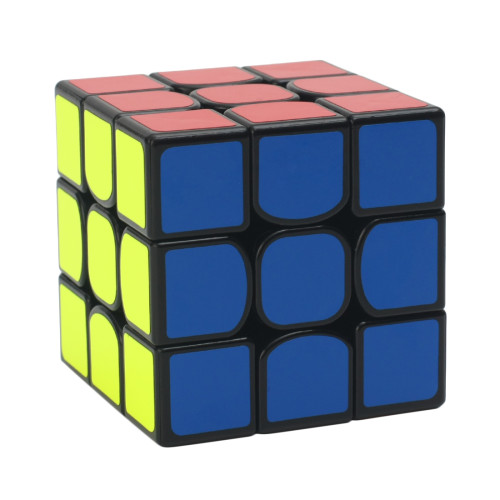 Upgrade+Lubricants and Magnetic QiYi MoFangGe Valk3 Speed Cube Twist Puzzles