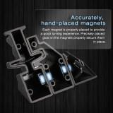 Upgrade Moyu Aochuang GTS 5x5 Magic Cube - Black/Stickerless