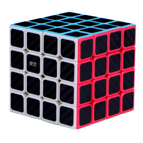 Qiyi Qiyuan S 4x4 Stickered Version Magic Cube