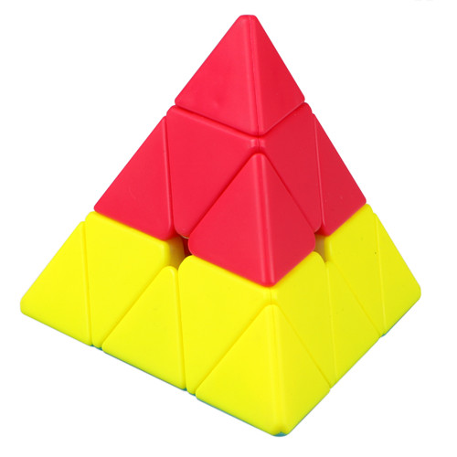 Qiyi Volcano Magic Cube - Vivid Color