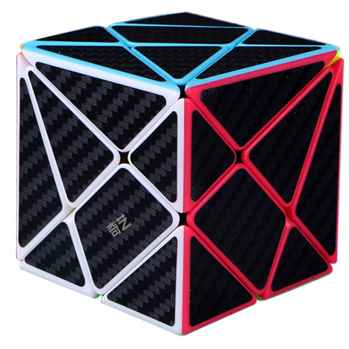 Qiyi Axis Stickered Version Magic Cube