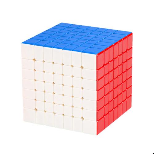 MoYu Aofu GTSM 7x7 M Magic Cube - Black