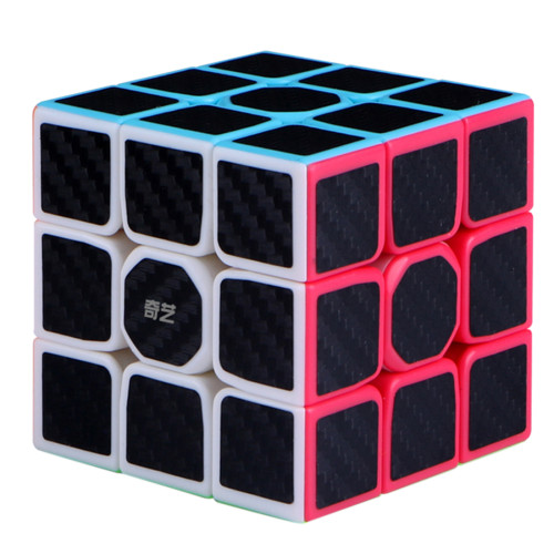Qiyi Warrior W Stickered Version Magic Cube