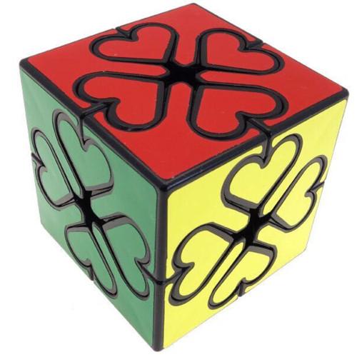 Blue Gear Xinmo Magic Cube Toys - Black