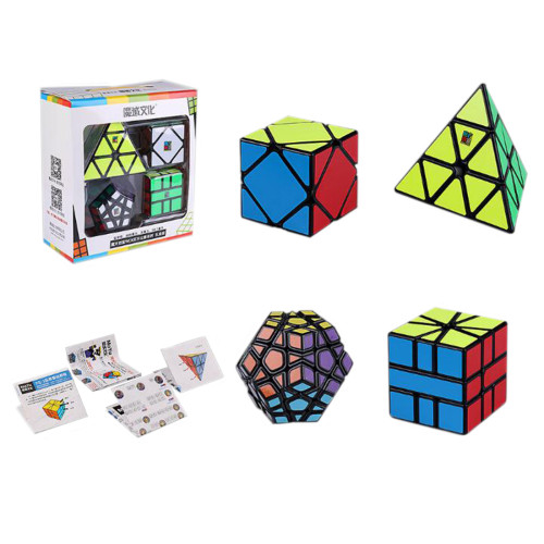 MF9305 Cubing Classroom WCA Speed Cube with Gift Box Packaging for Competitions - Black