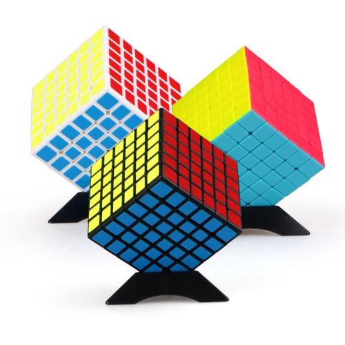 QIyi Qifan S 6 x 6 Magic Cube - Stickerless