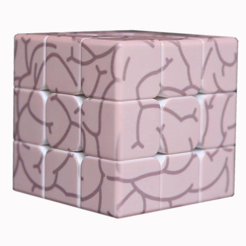 3x3 Brain Pattern Magic Cube