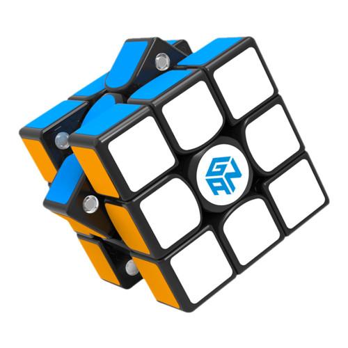 GAN356 X 3x3 Removable M Magic Cube - Black