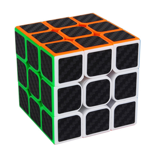 Carbon Fiber 3x3 Magic Cube