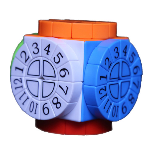 2x2 Time Machine Magic Cube