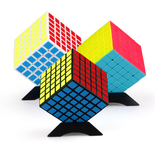 QIyi Qifan 6 x 6 Magic Cube - Black