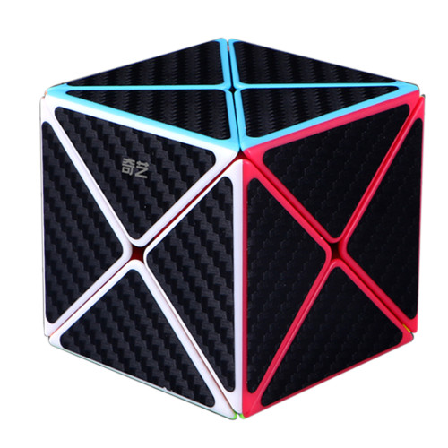 Qiyi X Cube Stickered Version Magic Cube