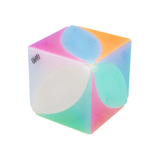 QiYi Maple Leaf Magic Cube - Jelly