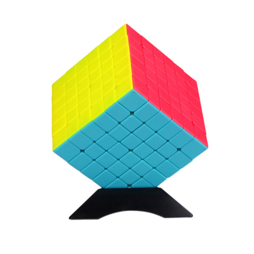 QIyi Qifan S 6 x 6 Magic Cube - Stickerless