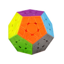 Qiyi Star Gen.2 L Version Five Special-shaped Magic Cube Puzzle Educational Toys