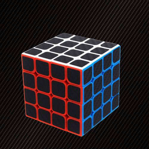 Carbon Fiber 3X3 4x4 5X5 Magic Cube