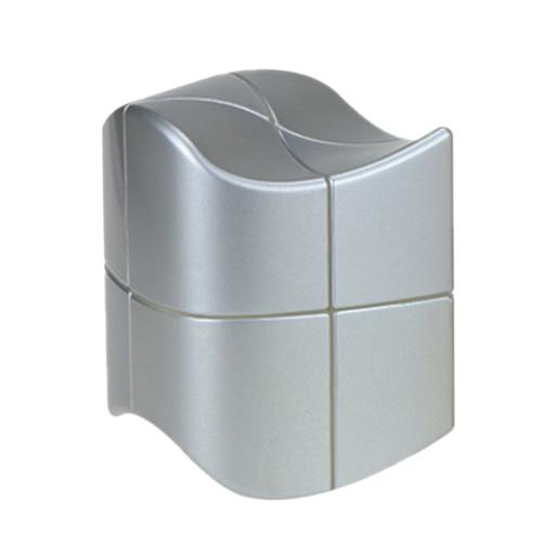 YJ 2 x 2 Magic Cube Round Magic Cube - Silver