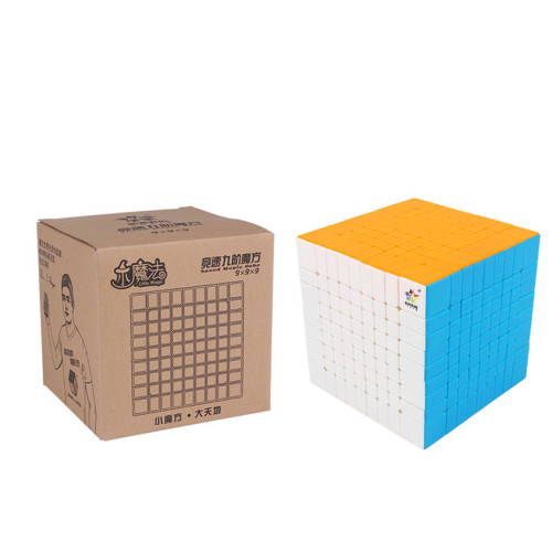 Yuxin Little Magic 9x9 Magic Cube - Stickerless