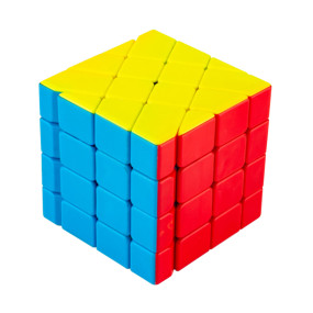 Fanxin Hot Wheel 4x4 Magic Cube - Stickerless