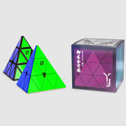 Yulong Pyramid M Magic Cube
