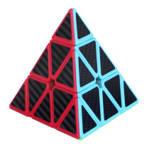 Qiyi Qiming Stickered Version Pyraminxcube Magic Cube
