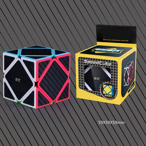 Qiyi Qicheng Skewcube Stickered Version Magic Cube