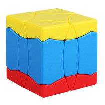 Shenshou No.1 Hundred Bird Phoenix Shaped 3 x 3 Magic Cube - (Random Color)