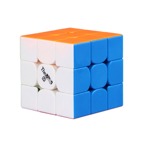 QIyi Valk 1 M Magic Cube - Stickerless/Black