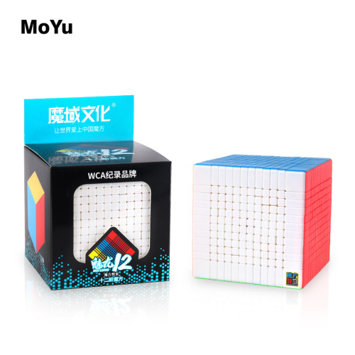 MoYu Cubing Classroom MeiLong12 12x12 Magic Cube - Stickerless