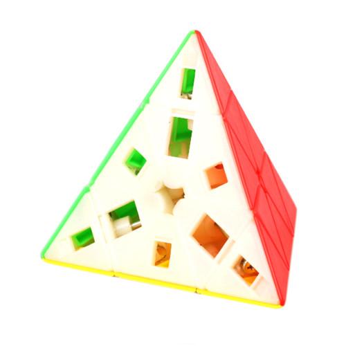 Shengshou Pyraminxcube M Magic Cube - Stickerless
