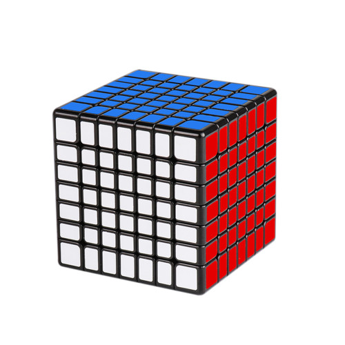 MoYu Aofu GTSM 7x7 M Magic Cube - Black