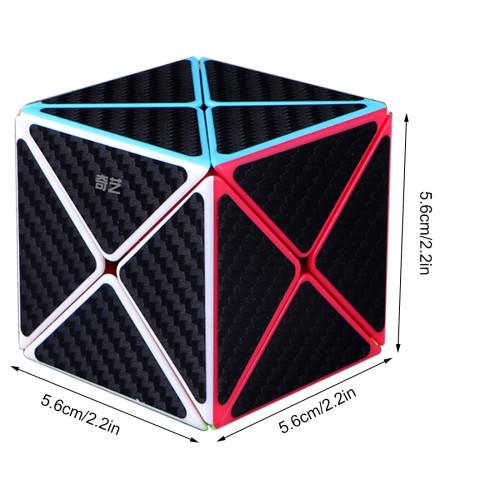 Qiyi X Cube Stickered Version Magic Cube